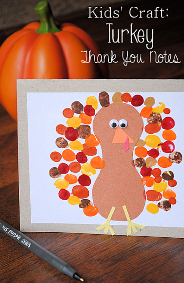 Toddler Craft Project  15 Best Thanksgiving Kids Crafts & Projects