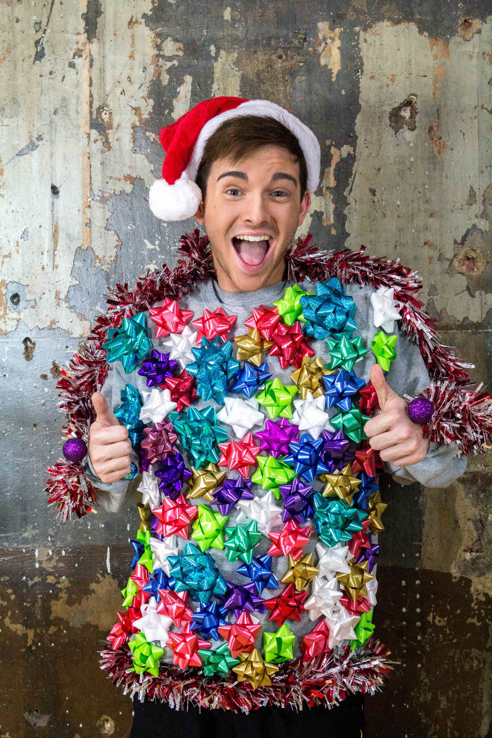Toddler Ugly Christmas Sweater DIY  DIY Ugly Sweater A Little Craft In Your Day