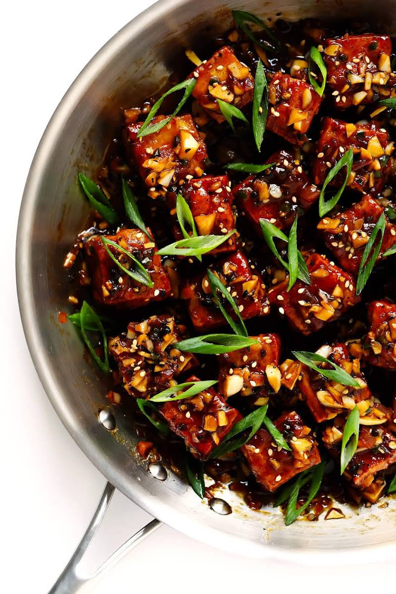 Tofu Sauce Recipes  10 Best Sweet Sauce for Tofu Recipes
