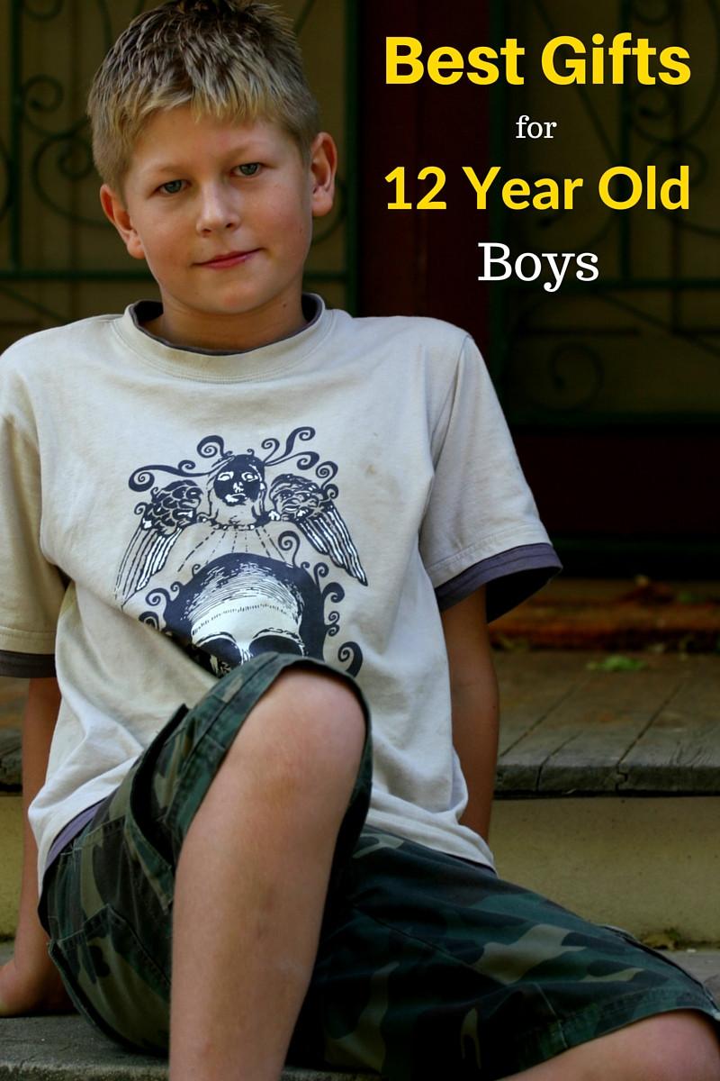 Top Gift Ideas For 12 Year Old Boys  What Are The Best 12th Birthday Presents For Boys 20