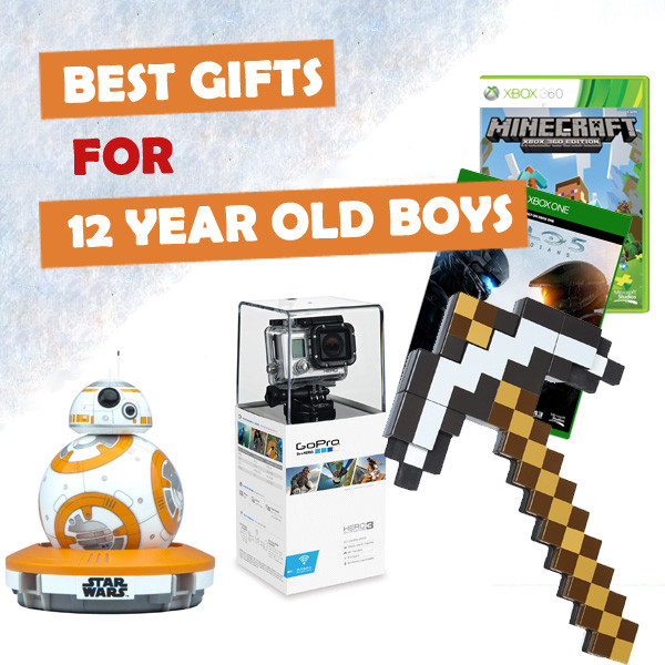 Top Gift Ideas For 12 Year Old Boys  Gifts For 12 Year Old Boys • Toy Buzz