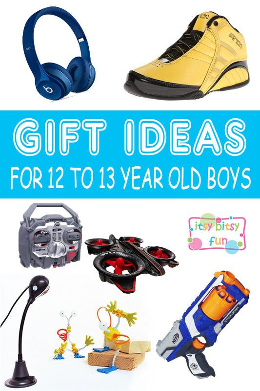 Top Gift Ideas For 12 Year Old Boys  Best Gifts for 12 Year Old Boys in 2017