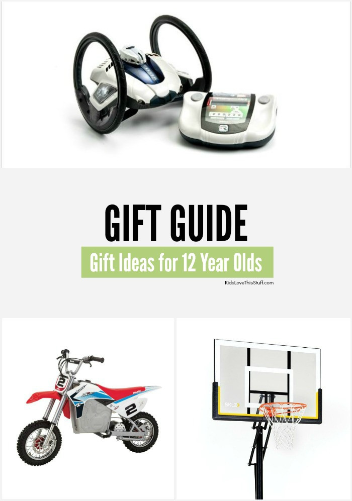 Top Gift Ideas For 12 Year Old Boys  The Coolest Gift Ideas for 12 Year Old Boys in 2016