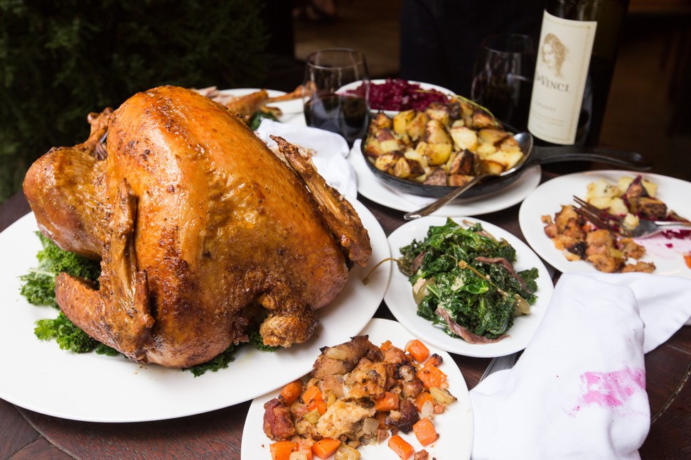 Traditional American Thanksgiving Dinner  Nine best places to eat Thanksgiving dinner in Hong Kong