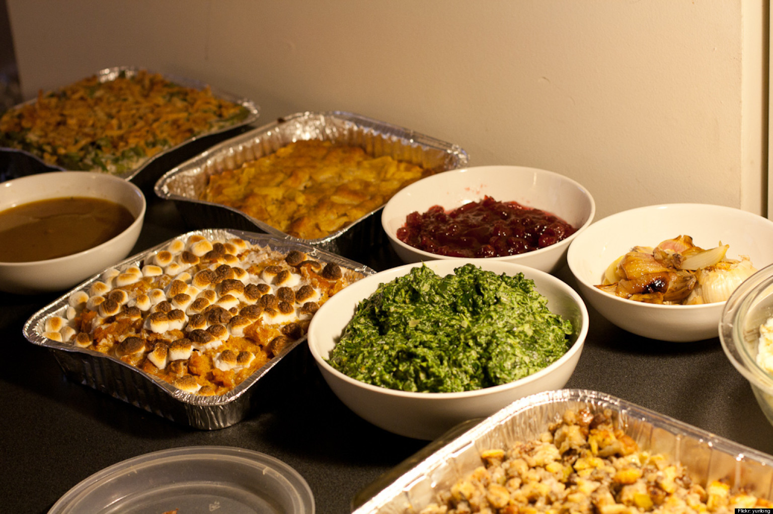 Traditional American Thanksgiving Dinner  Staying slim during the Thanksgiving holiday – The Hampton
