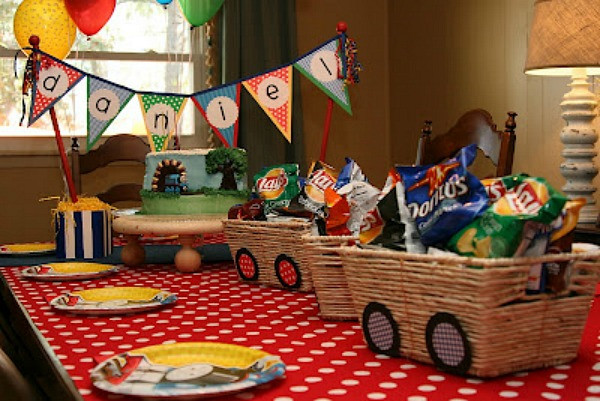 Train Birthday Party Decorations  Plan a Fun and Fabulous Train Themed Birthday Party The