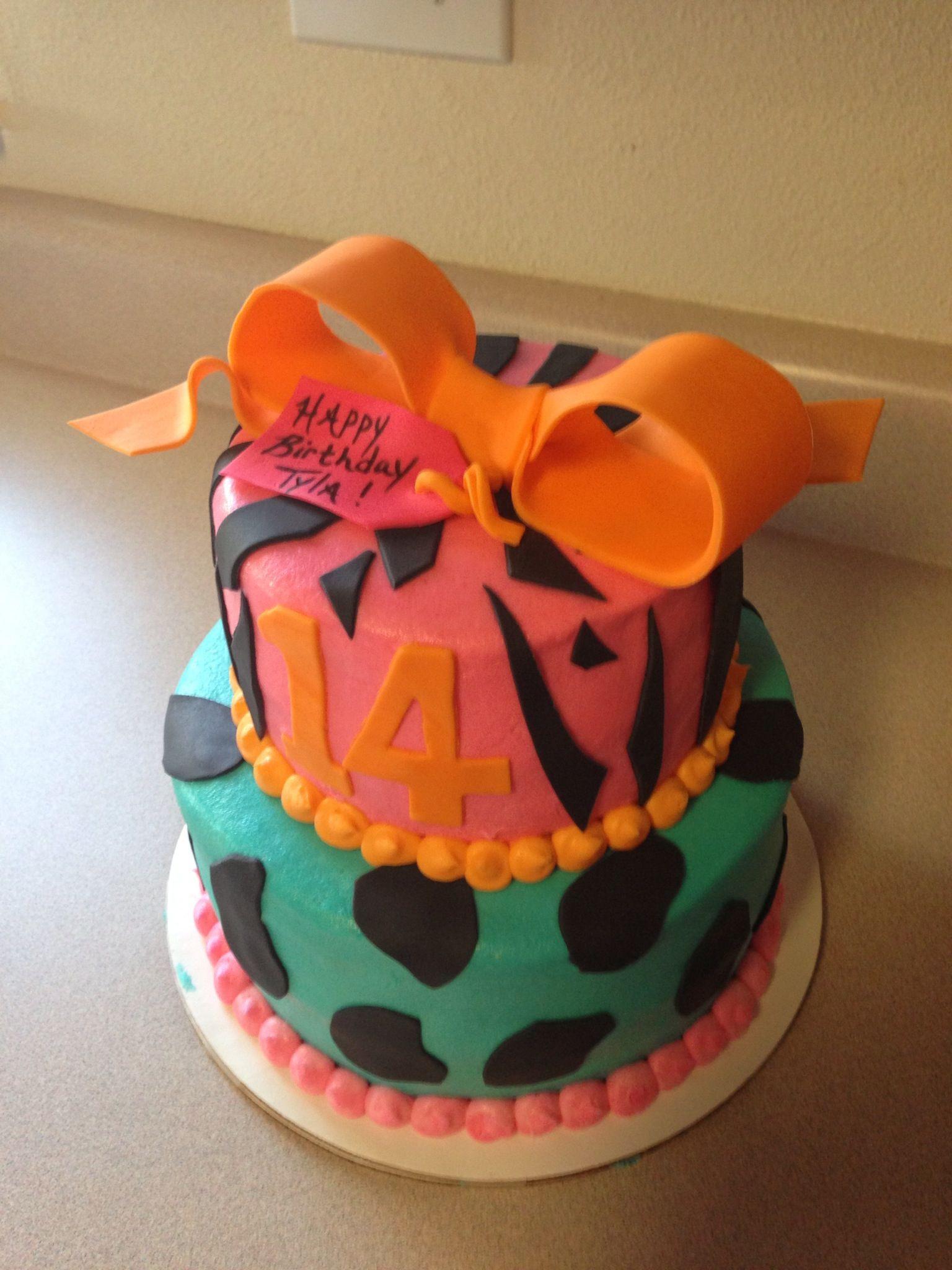 Tween Birthday Cakes  Tween cake Cakes Pinterest