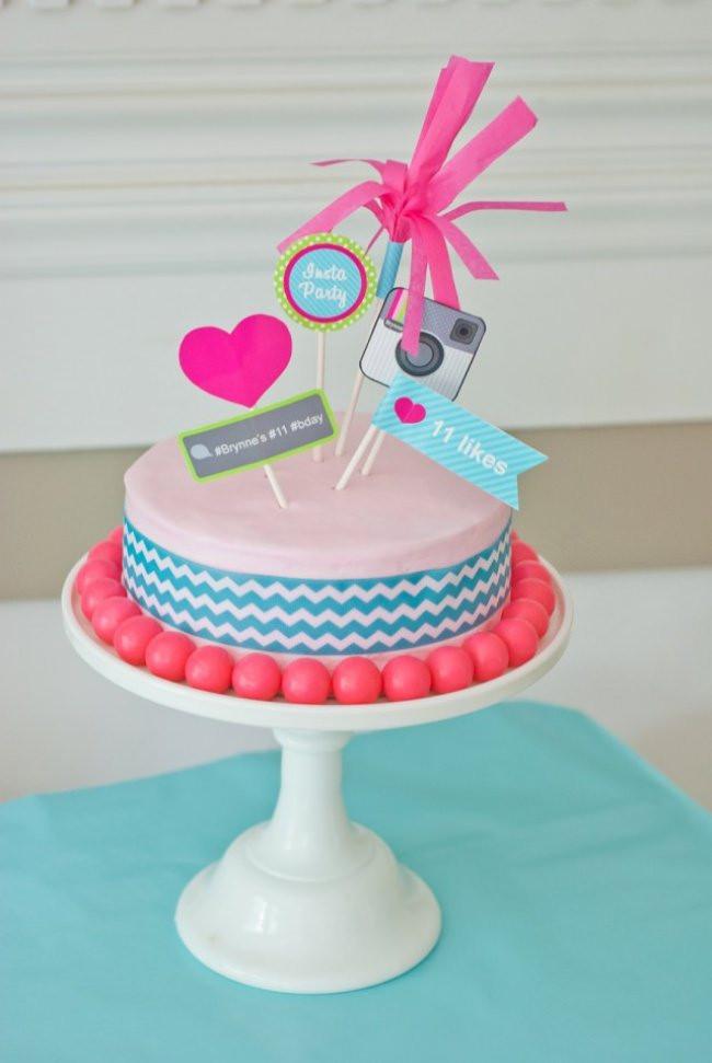 Tween Birthday Cakes  25 Popular Tween and Teenager Birthday Parties – Tip Junkie