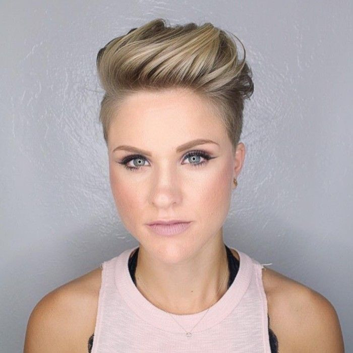 Undercut Hairstyle Women  21 Most Coolest and Boldest Undercut Hairstyles for Women