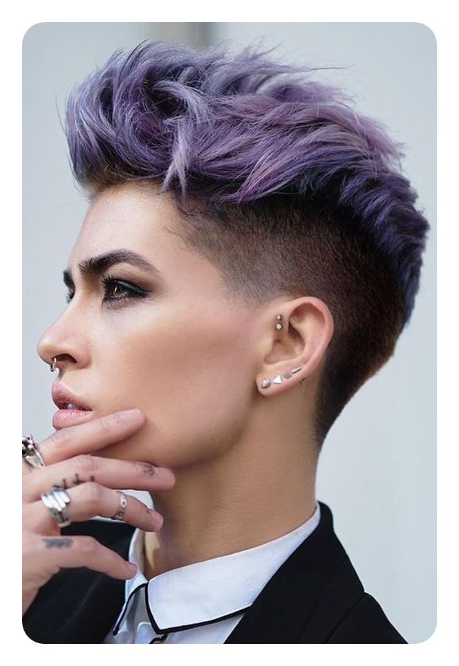 Undercut Hairstyle Women  64 Undercut Hairstyles For Women That Really Stand Out