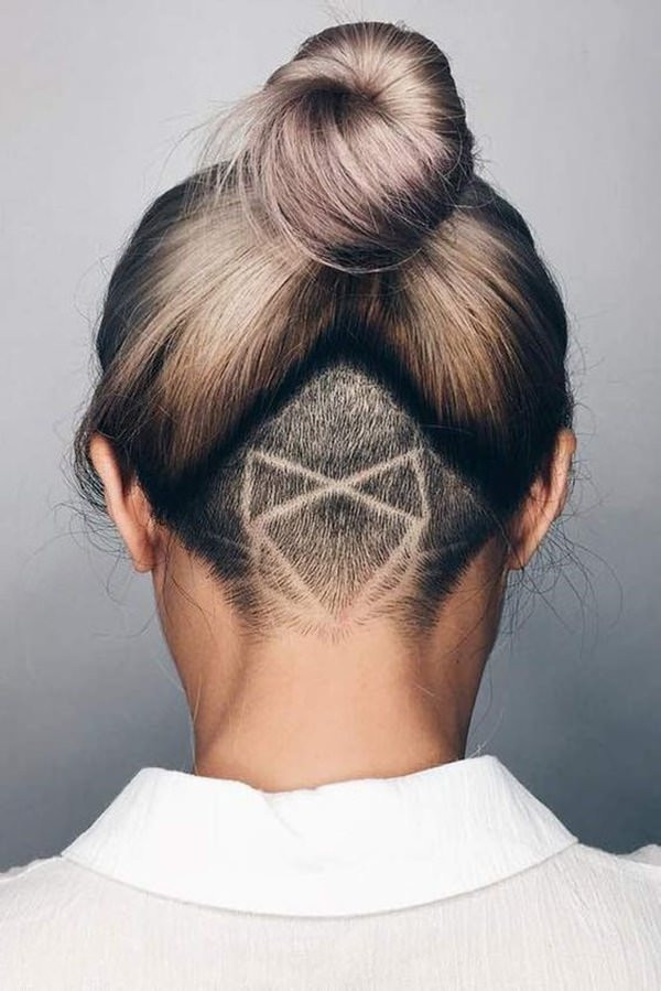 Undercut Hairstyle Women  83 Awesome Women s Undercut Styles That Will Blow You Away