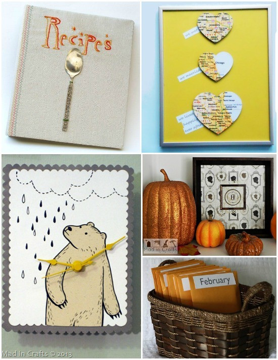 Unique DIY Gifts  25 Unique Handmade Wedding Gifts Mad in Crafts