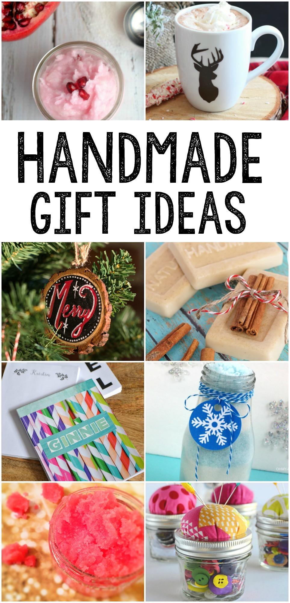 Unique DIY Gifts  handmade t ideas