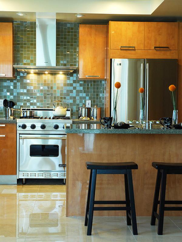 Unique Kitchen Backsplash Ideas  12 Unique Kitchen Backsplash Designs