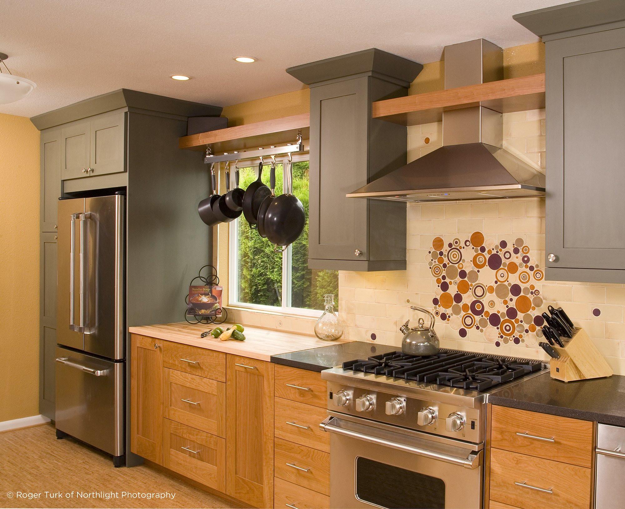 Unique Kitchen Backsplash Ideas  The Perfect Unique Kitchen Backsplash this Season