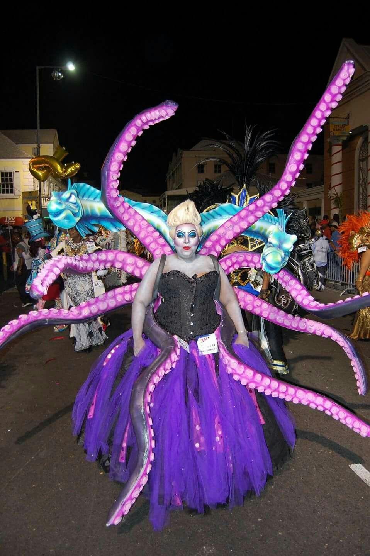 Ursula Costume DIY  Ursula costume