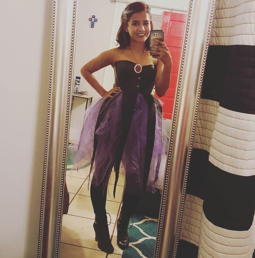 Ursula Costume DIY  Ursula Sea Witch Costume DIY