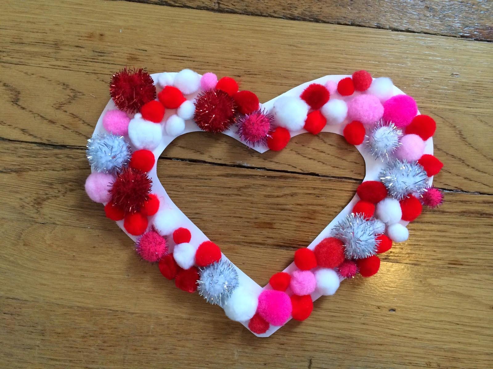 Valentine Children Crafts  35 Valentine Crafts & Activities for Kids The Chirping Moms