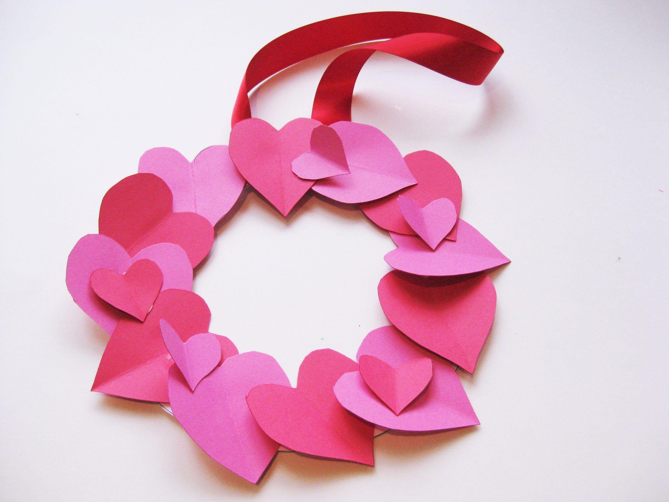 Valentine Children Crafts  Fun and Easy Valentine Crafts for Kids