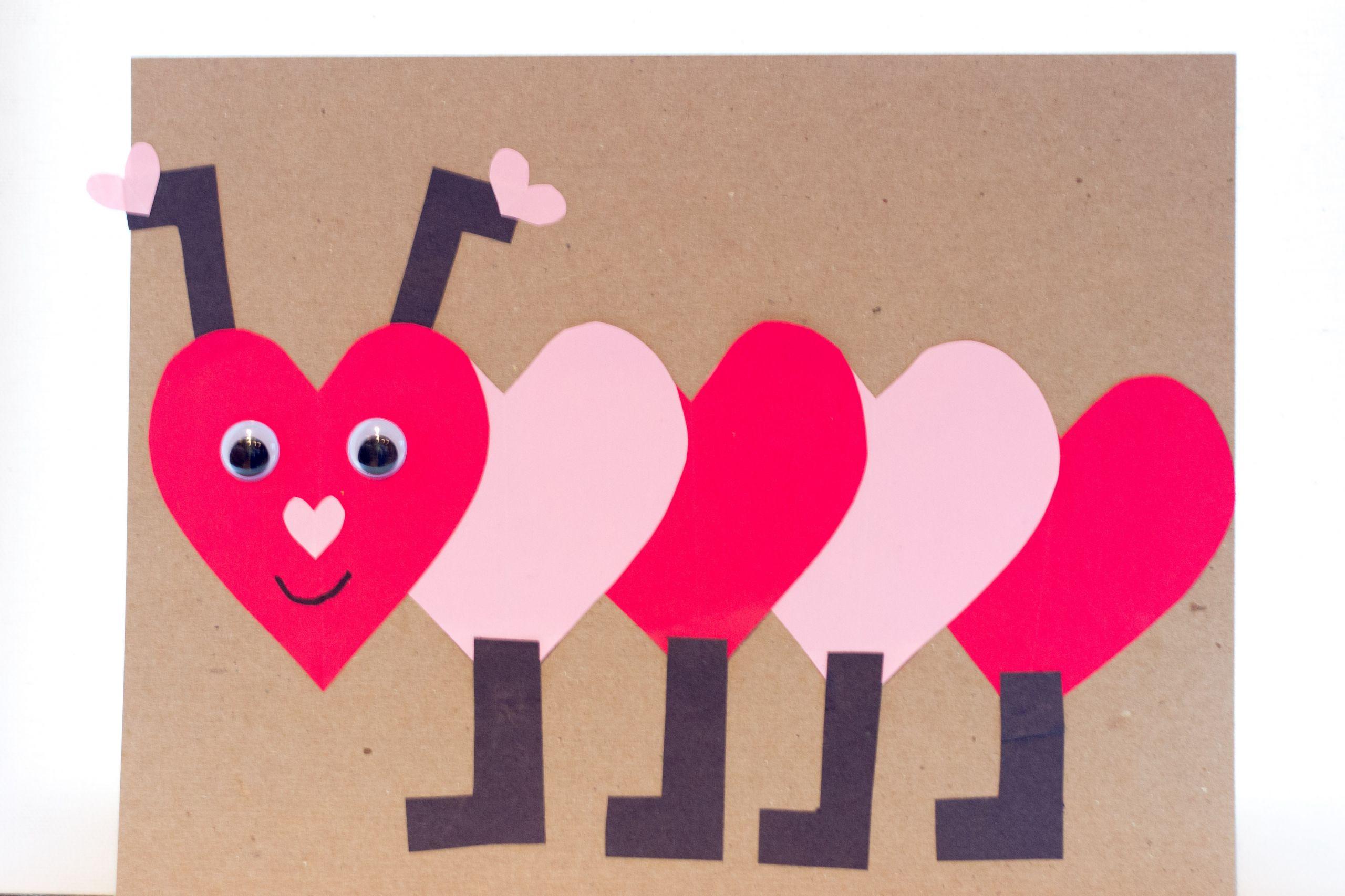 Valentine Day Craft Ideas For Preschoolers  valentines day craft