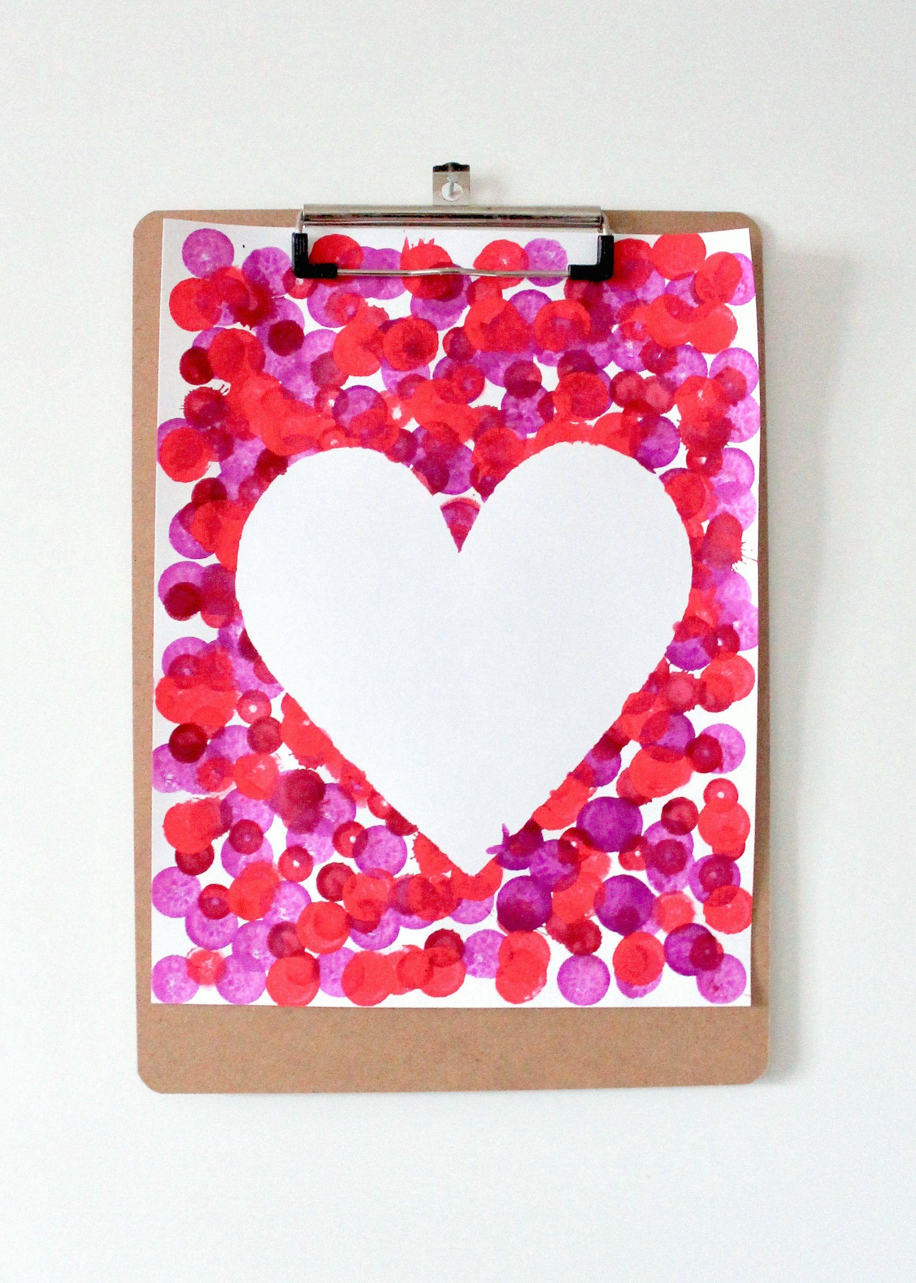 Valentine Day Craft Ideas For Preschoolers  DIY Dollar Store Valentine s Day Crafts This Sweet Happy