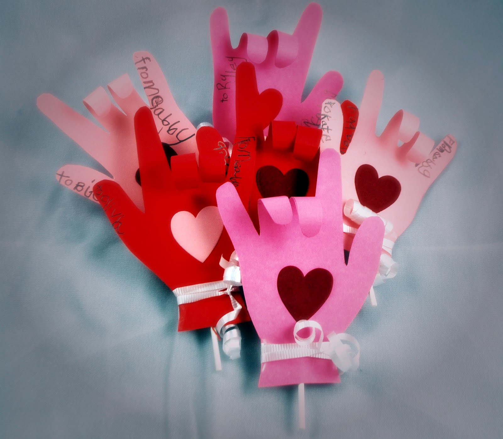 Valentine Day Craft Ideas For Preschoolers  Jill of All Trades CRAFT Kindergarten Valentines