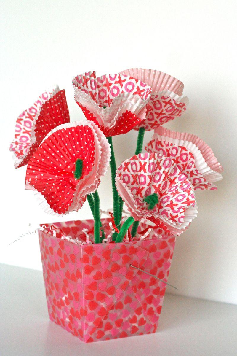 Valentine Day Craft Ideas For Preschoolers  Preschool Valentine Craft