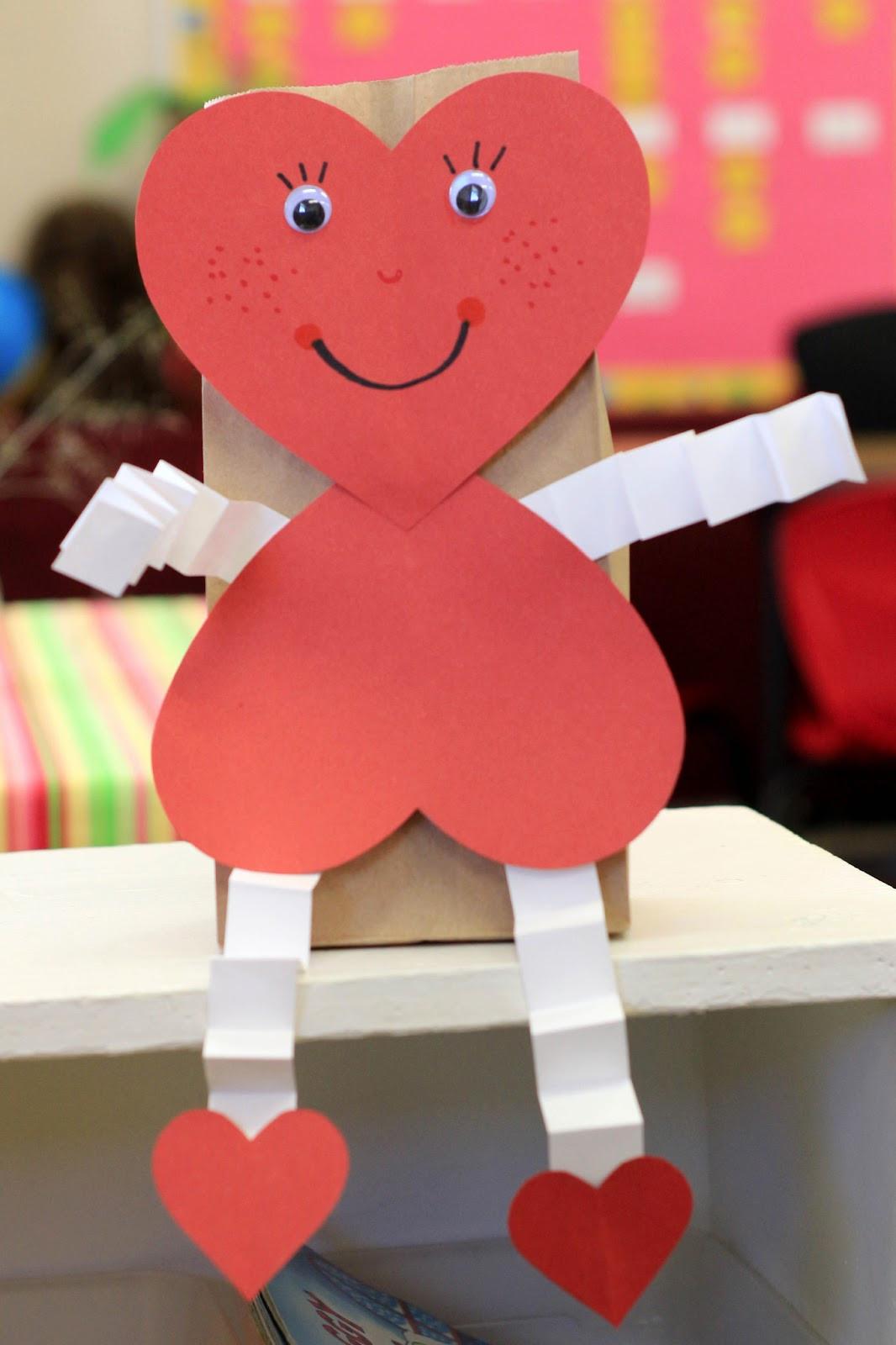Valentine Day Craft Ideas For Preschoolers  Mrs Ricca s Kindergarten Valentine s Day