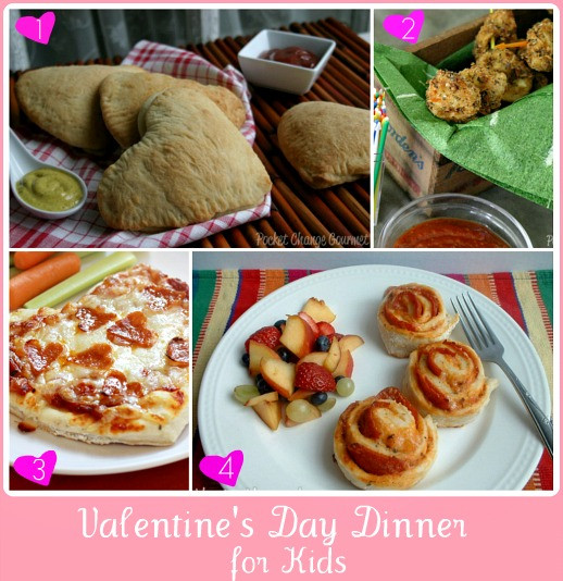 Valentine Dinners For Kids  Valentine s Day Food Ideas Breakfast Lunch and Dinner