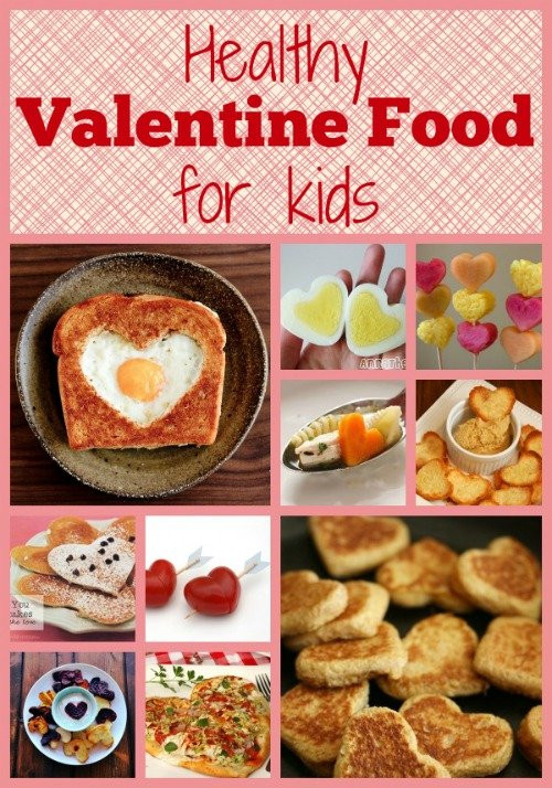 Valentine Dinners For Kids  Healthy Valentine Food for Kids Moneywise Moms