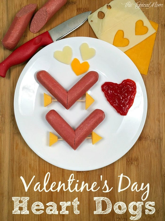 Valentine Dinners For Kids  Valentine Dinner Idea · The Typical Mom