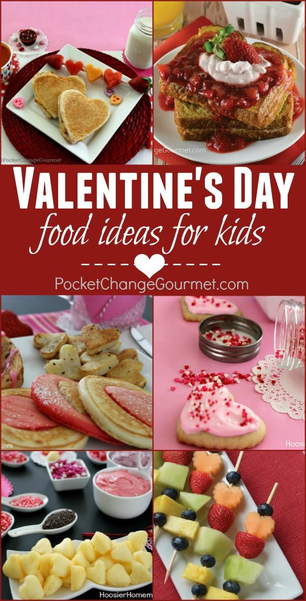 Valentine Dinners For Kids  Valentine Food Ideas for Kids Recipe