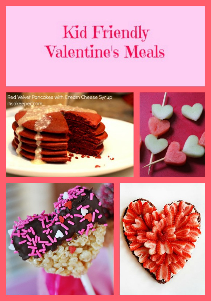 Valentine Dinners For Kids  9 Kid Friendly Valentine s Meals NEPA Mom