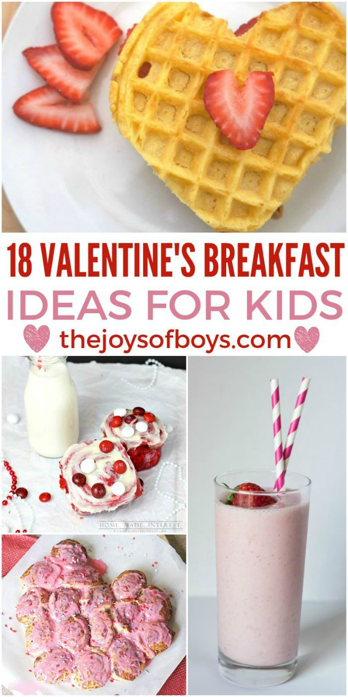 Valentine Dinners For Kids  Pin on Holiday & Party