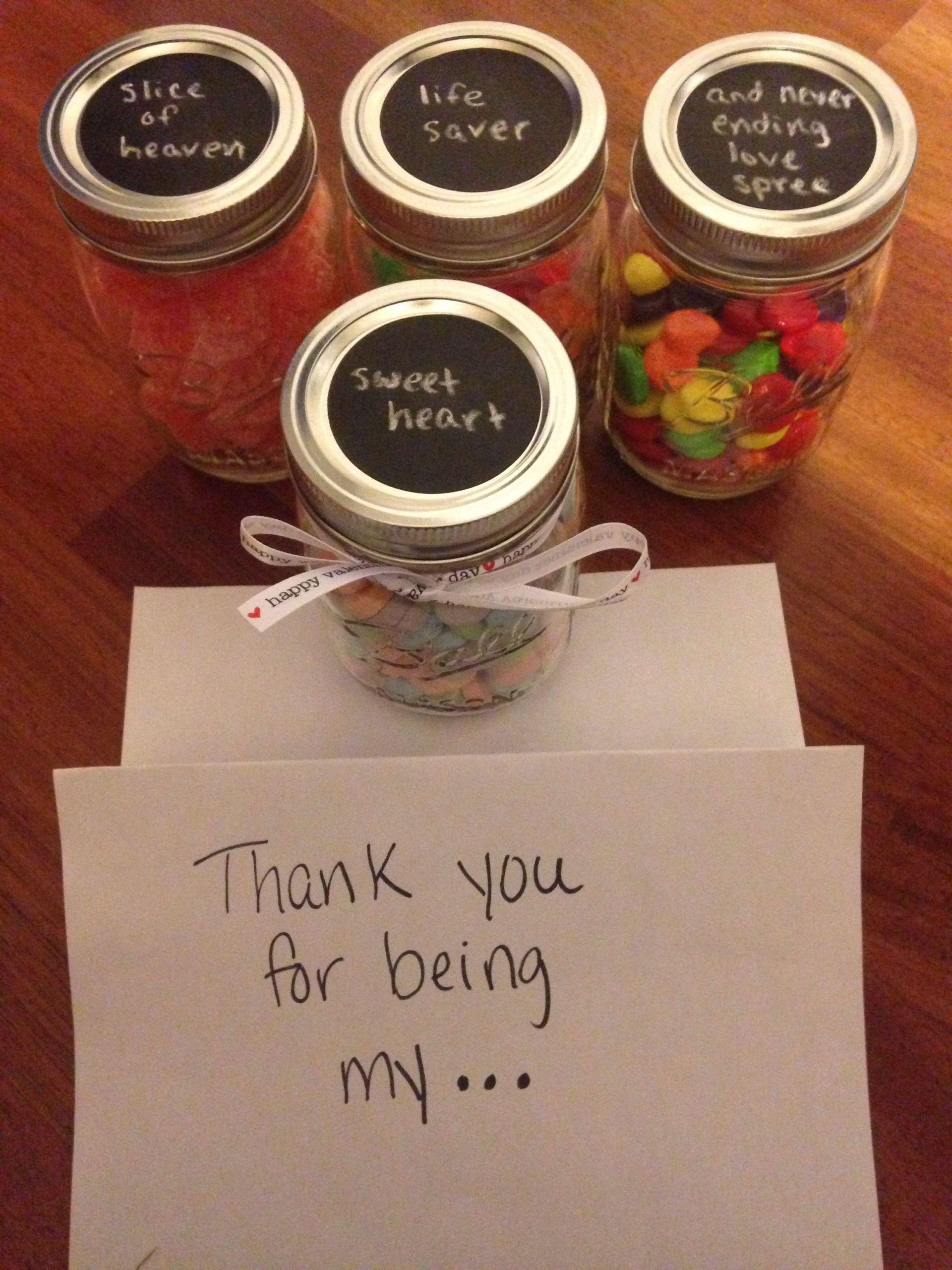Valentine Gift Ideas For Boyfriend  Valentine s Day t for my boyfriend Simple and cute