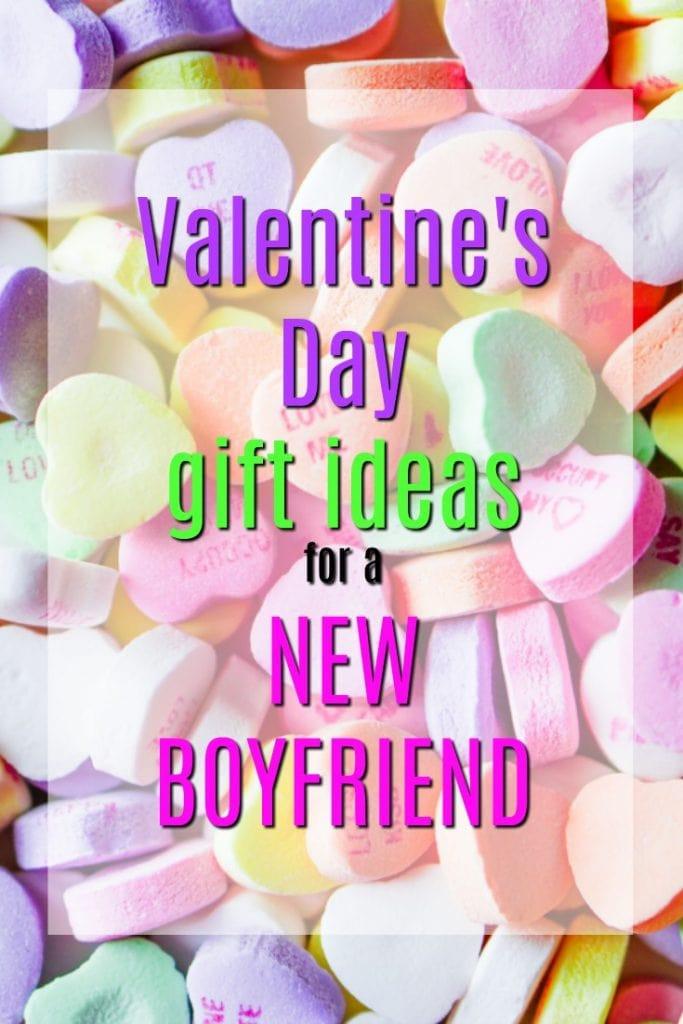Valentine Gift Ideas For Boyfriend  20 Valentine's Day Gift Ideas for a New Boyfriend Unique
