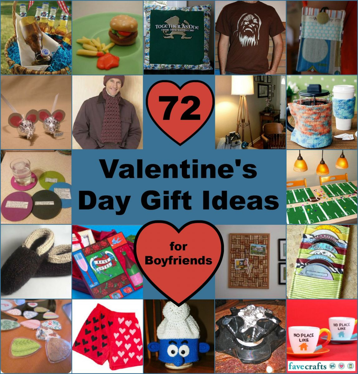 Valentine Gift Ideas For Boyfriend  Last Minute Valentine s Day Crafts FaveCrafts