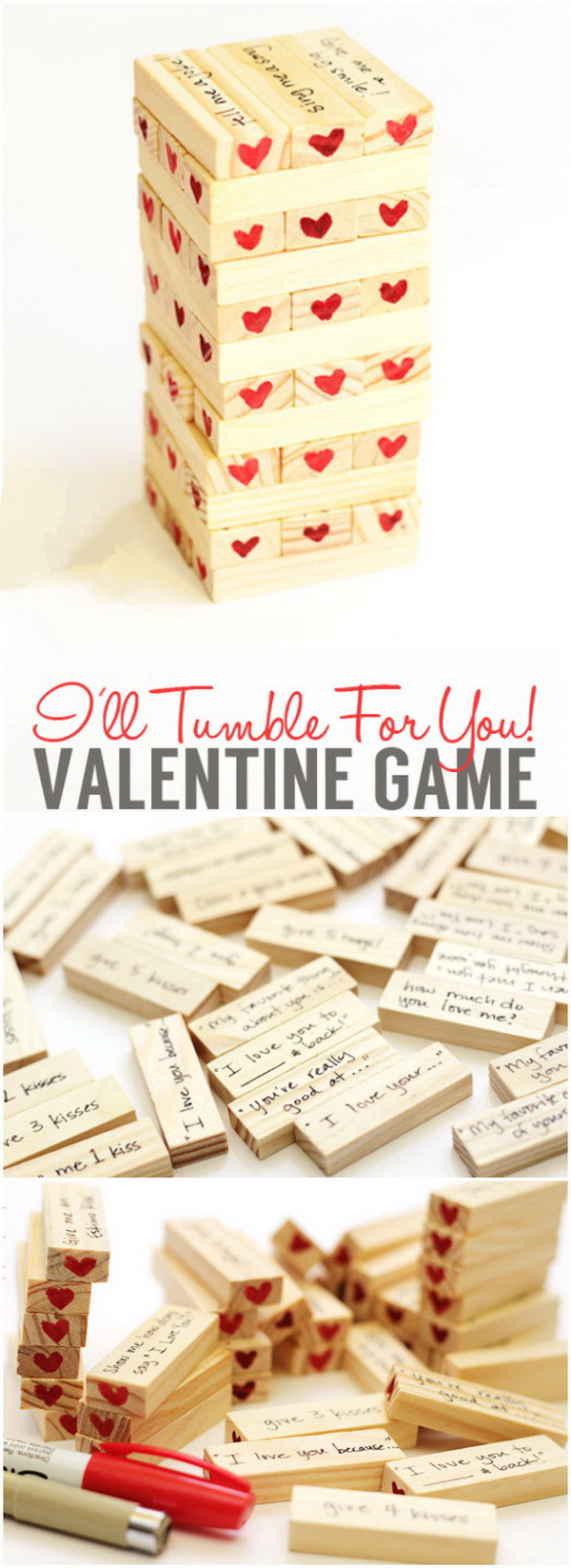 Valentine Gift Ideas For Boyfriend  Easy DIY Valentine s Day Gifts for Boyfriend Listing More
