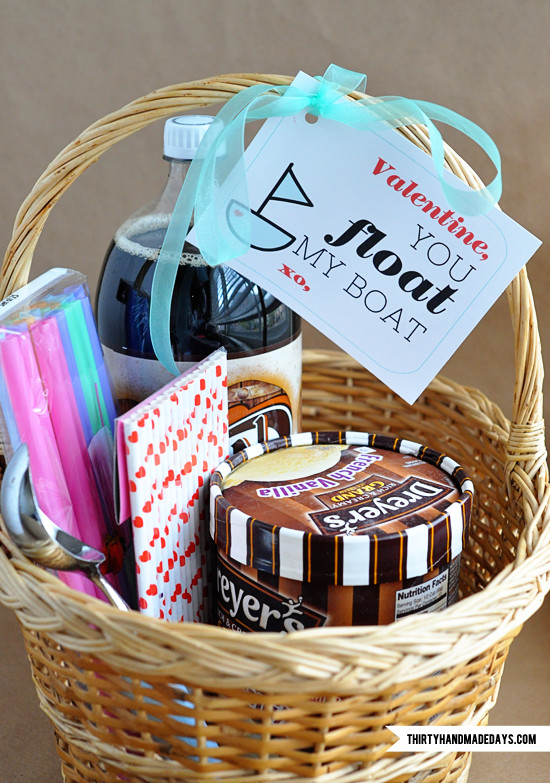 Valentine Gift Ideas For Boyfriend  Valentines Idea You Float My Boat