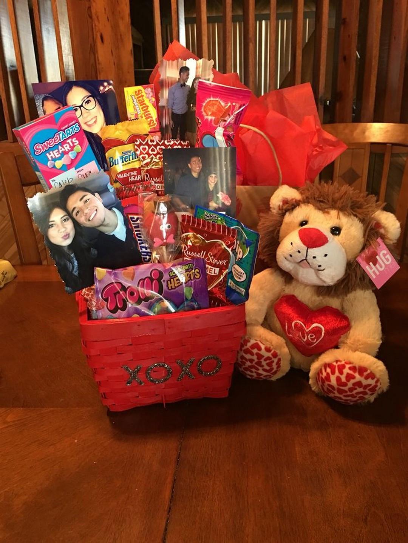 Valentine Gift Ideas For Boyfriend  Romantic DIY Valentines Day Gifts For Your Boyfriend