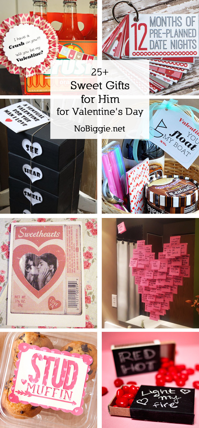 Valentine Gift Ideas For Boyfriend  25 Sweet Gifts for Him for Valentine s Day
