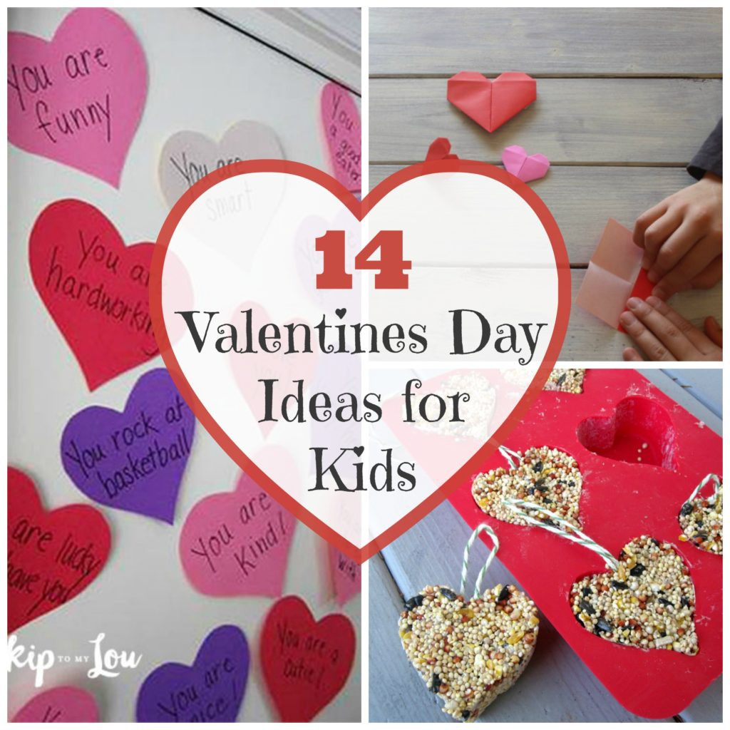 Valentine Gift Ideas For School  14 Fun Ideas for Valentine s Day with Kids