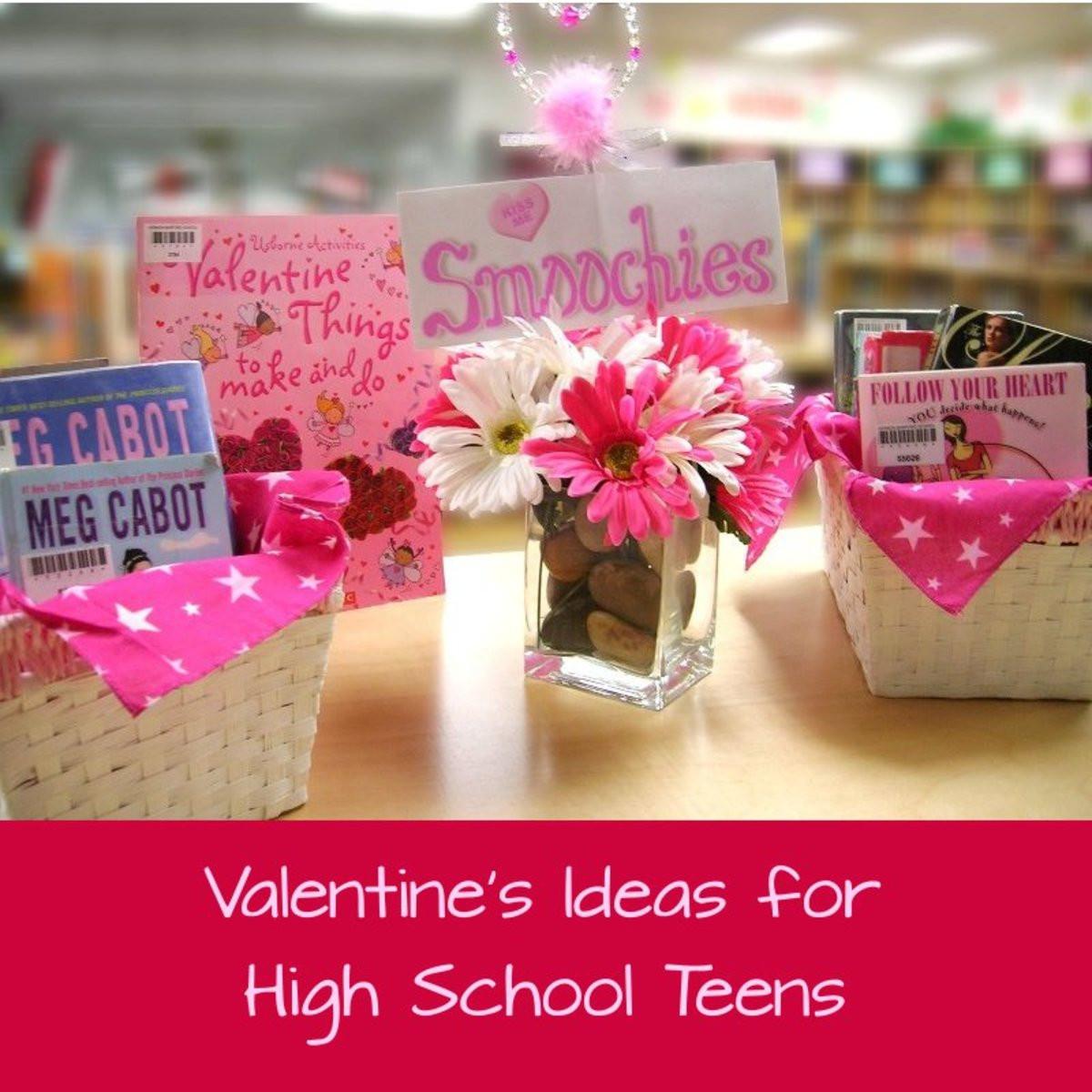 Valentine Gift Ideas For School  Valentine s Day Gift Ideas for High School Teens