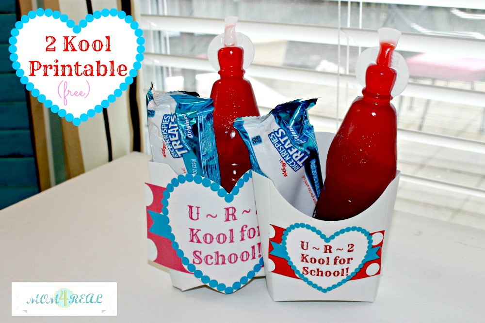 Valentine Gift Ideas For School  Homemade Valentines For Kids