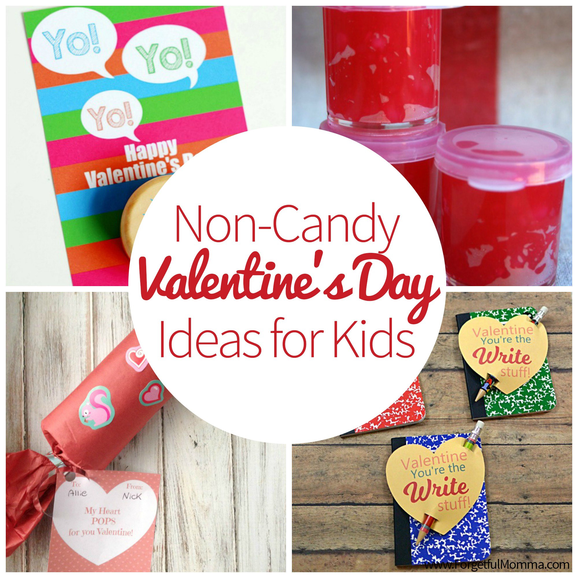 Valentine Gift Ideas For School  Non Candy Valentine s Ideas for Kids to Take to School