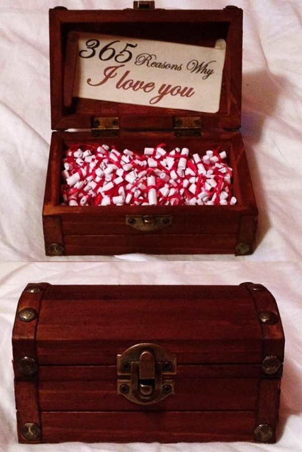 Valentine Gifts For Him DIY  35 Homemade Valentine s Day Gift Ideas for Him