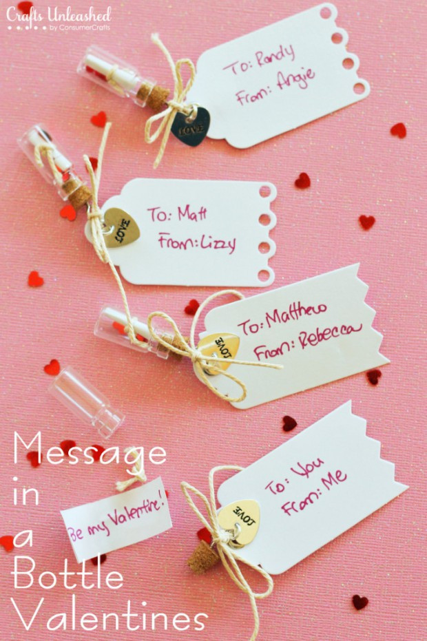 Valentine Gifts For Him DIY  21 Cute DIY Valentine's Day Gift Ideas for Him Decor10 Blog