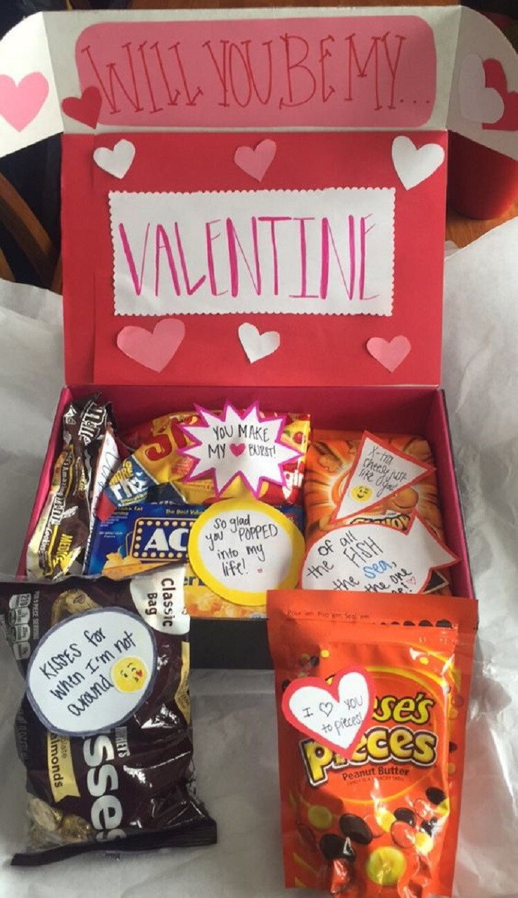 Valentine Gifts For Him DIY  15 Low Cost and Lovable DIY Valentine s Day Gifts for Him