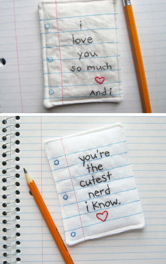 Valentine Gifts For Him DIY  45 DIY Valentine's Day Gifts and Decorations for Him