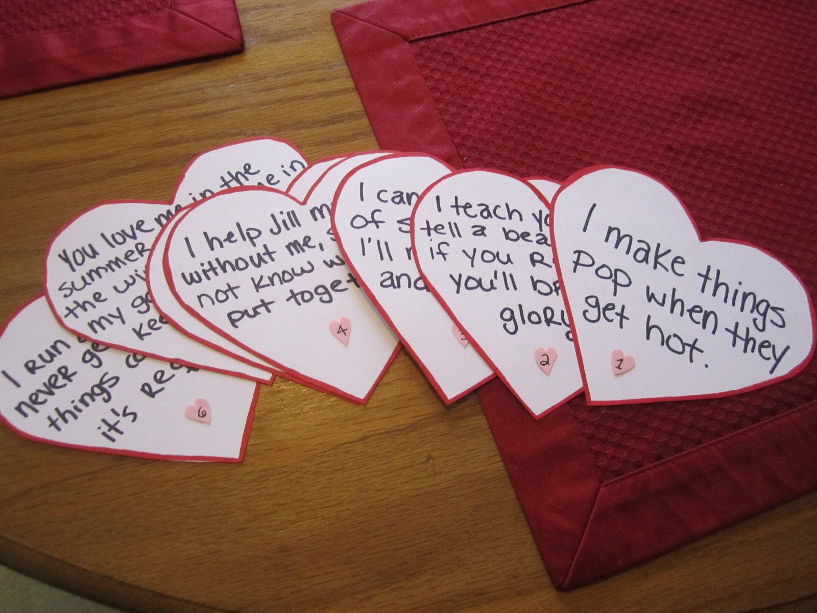 Valentine Gifts For Him DIY  Ten DIY Valentine's Day Gifts for him and her